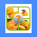 Fill the fruit name icon