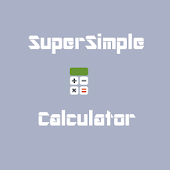 SuperSimple Calculator