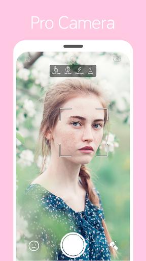 Beauty Selfie Plus - Selfie Camera & Beauty face 2.4 screenshots 1