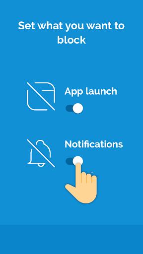 AppBlock - Stay Focused (Beat Phone Addiction) 3.1.1 screenshots 3