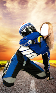 Woman Motorcycle Suit - náhled