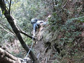 Photo: 最後陡坡真不是蓋的