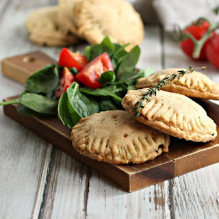 Beef Hand Pies with Middle Eastern Spices