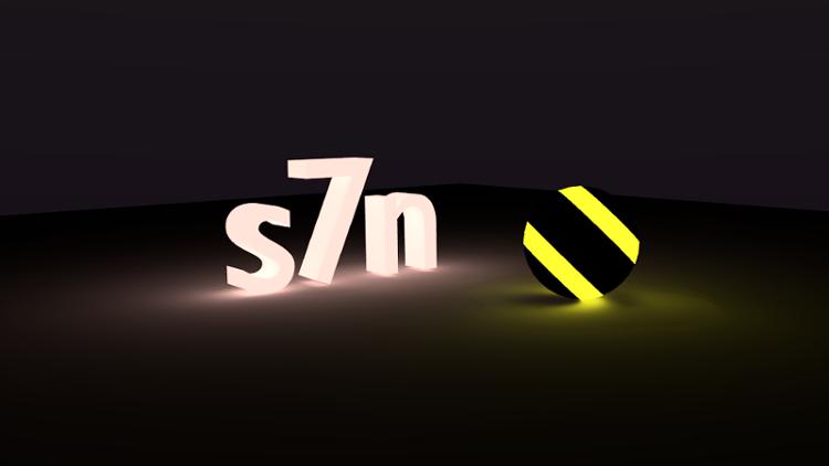 Blender 3D Tutorial: Light It Up with Fluorescent Effect [Neon]