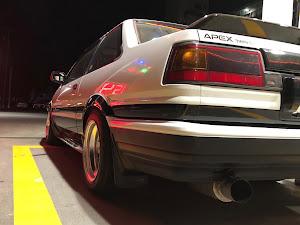 スプリンタートレノ AE86 GT-APEX 昭和62年3月生のカスタム事例画像 拓人さんの2019年05月03日19:49の投稿