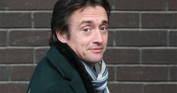 Richard Hammond's memory problems