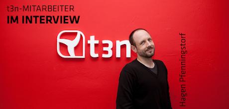Photo: t3n Mitarbeiter im Interview - Hagen Pfenningstorf (Marketing & Sales)  http://goo.gl/r3BKw