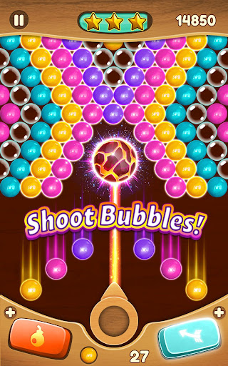 Wood Bubble Pop 2.2.4 app download 1