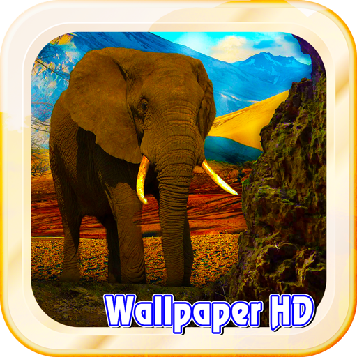 Cool Elephant Live Wallpaper