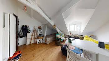 Studio 19,21 m2
