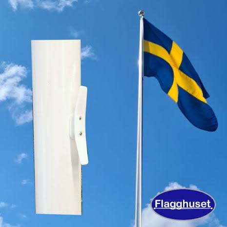 Flaggstång- Standard (6-18m)