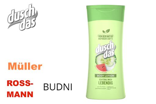 """Bild für Cashback-Angebot: duschdas Bodylotion """"Lebendig"""" - Duschdas"""