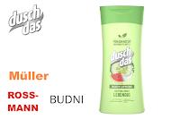 """Angebot für duschdas Bodylotion """"Lebendig"""" im Supermarkt"""
