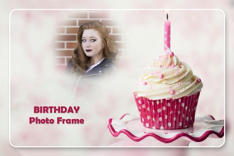 Birthday Photo Editor : Photo Frames - náhled
