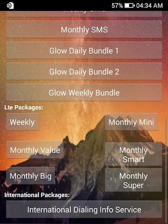 Warid Packages 1.8 screenshot 1095656