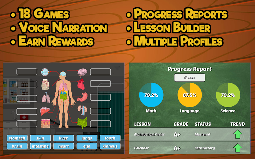 Second Grade Learning Games modavailable screenshots 10