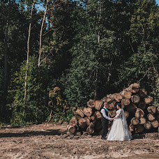 Wedding photographer Denis Vashkevich (shakti-pepel). Photo of 13.08.2018