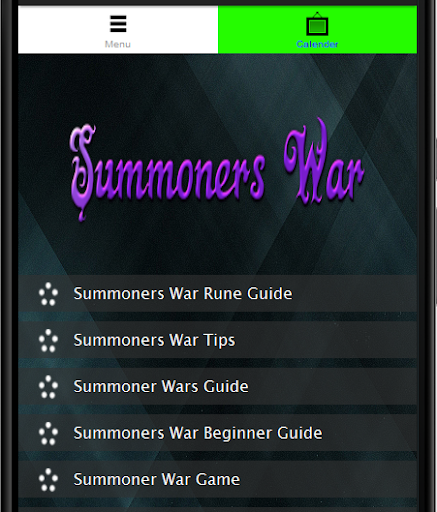 Summoners War Guide for Free