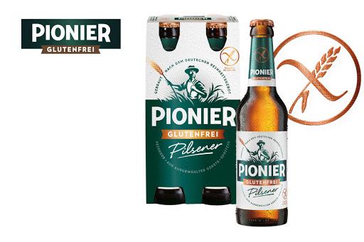 4€ Cashback Pionier Pils glutenfrei