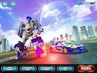 screenshot of US Police Robot Car Revenge
