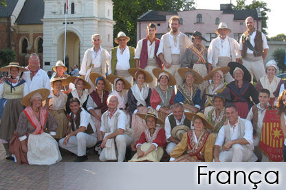 FRANÇA - Lou Trelus - Danses et Musiques de Provence