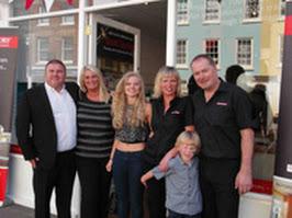 Dream Doors opens new showroom in Worcester