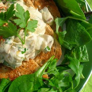 Creamy Garlic Mushrooms Recipe