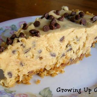 Peanut Butter Chocolate Chip Pie.
