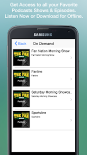 THE FAN 107.5- screenshot thumbnail