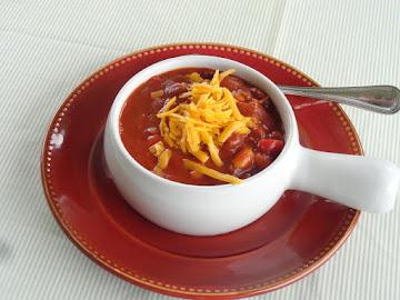 Three Amigos Chili Recipe