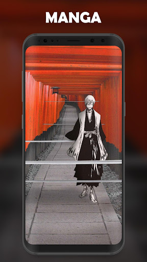 RealAnime - Anime In Real Life Wallpapers HD 3.4 screenshots 1