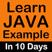 Learn JAVA Examples
