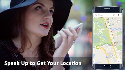 Navigation Voice Route Directions & GPS Maps 1.0 screenshots 2