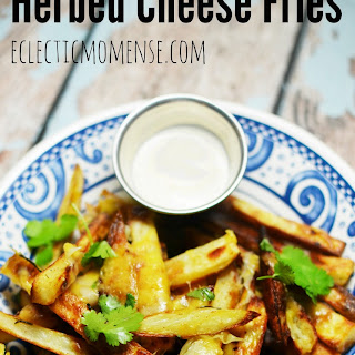 Herbed Cheese Fries
