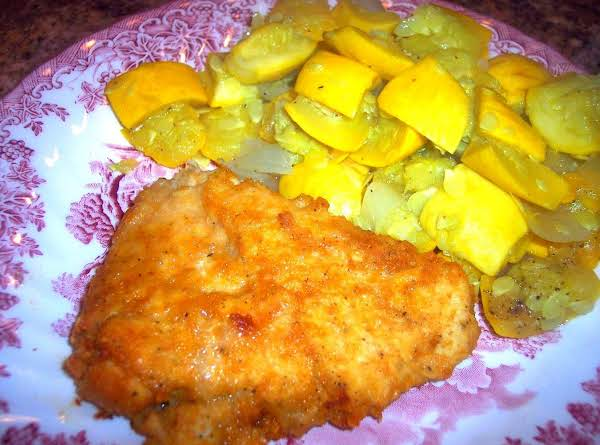 Parmesan Crusted Chicken Weight Watchers Style