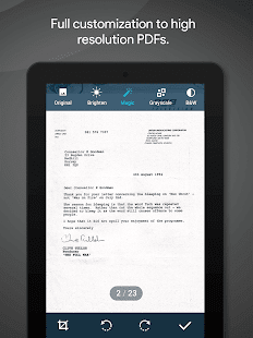 Quick PDF Scanner FREE- screenshot thumbnail