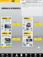 Screenshot of GdB digital