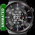 Mystic Ebony HD Watch Face Widget & Live Wallpaper