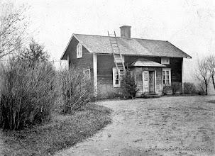 Photo: Bäckhaga, Ängarna på 30-talet