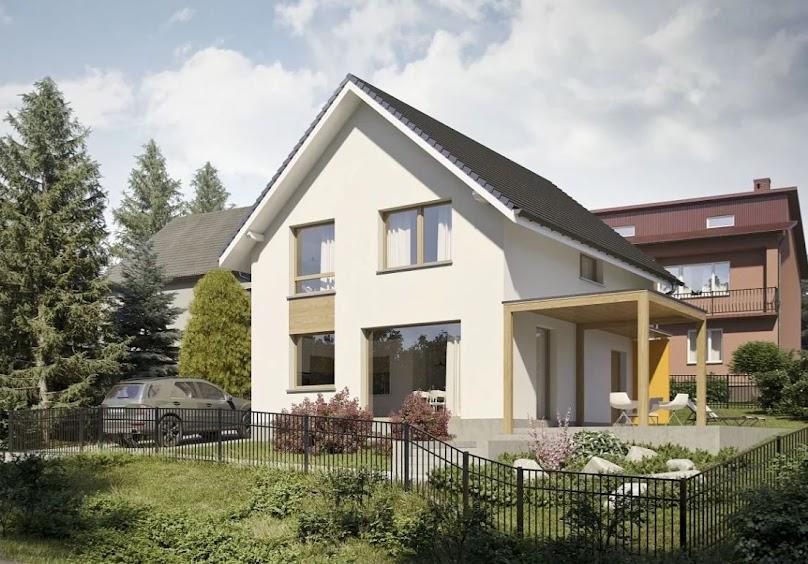 Projekt domu Ekotypowy 26