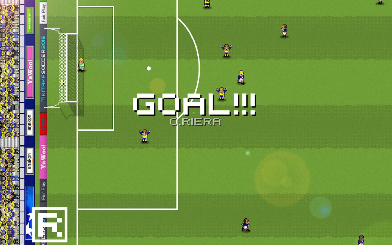 Tiki Taka Soccer Screenshot 1