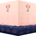 AppLock Theme BalloonRide icon