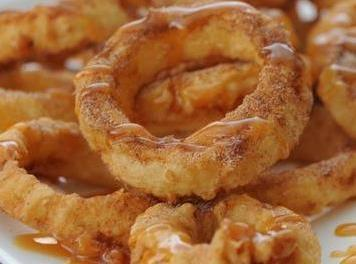 Crispy Apple Rings Recipe