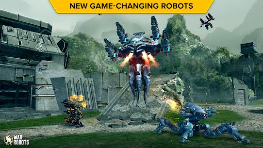 War Robots Mod Apk (Inactive Bots) 8