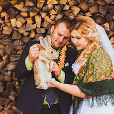 Wedding photographer Evgeniya Kalinina (Vikfm). Photo of 29.10.2015