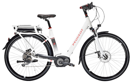 Peugeot - EC01 - 300 We-Cycle