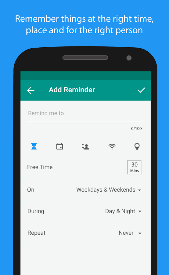 Shifu:Smart To Do List Manager- screenshot