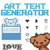 Art Text Fancy Generator