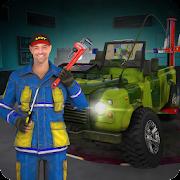 US Military Truck Mechanic Sim