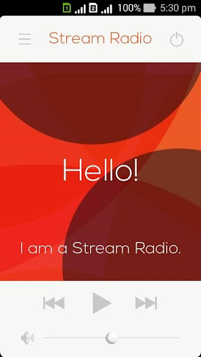 Hot Stream Radio CUSTOM RADIO